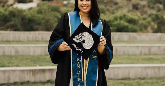 Sonja Chen, UC San Diego Class of 2017