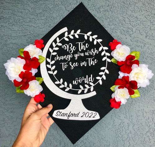 customized graduation cap