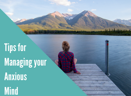 Natural Ways to Calm Your Anxious Mind