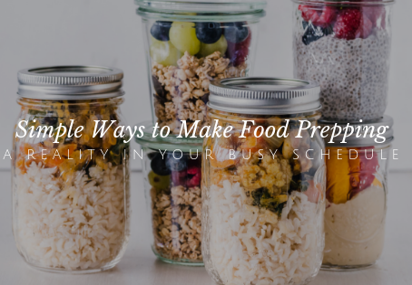 Mindful Meal Prep for Your Busy Schedule