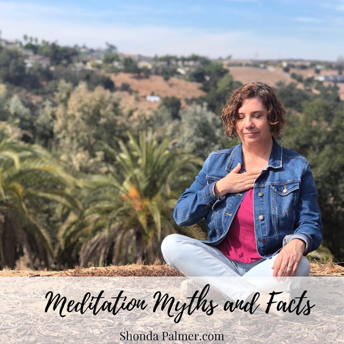 Meditation Myths and Facts