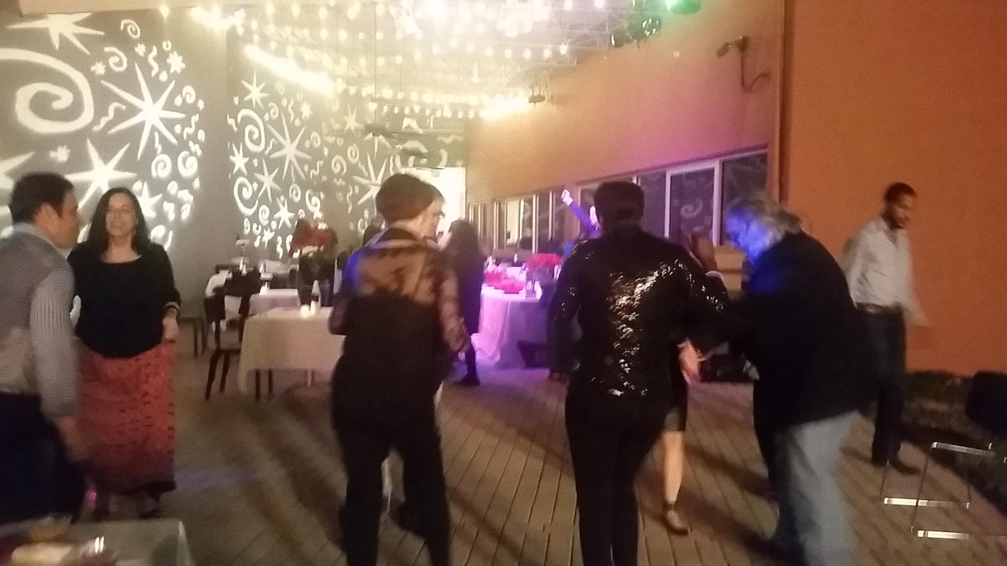Party at MOCA Description