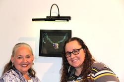 Cathi Rivera artist DAEA exhibit