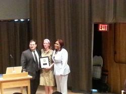 Awards to Dacra Tiffany Chesler