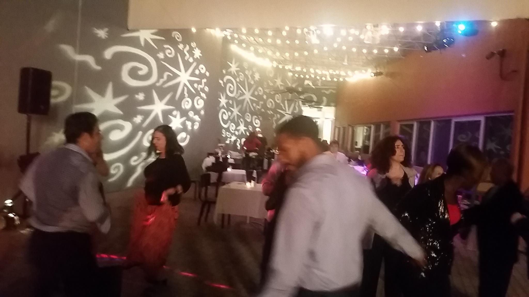 Party at MOCA