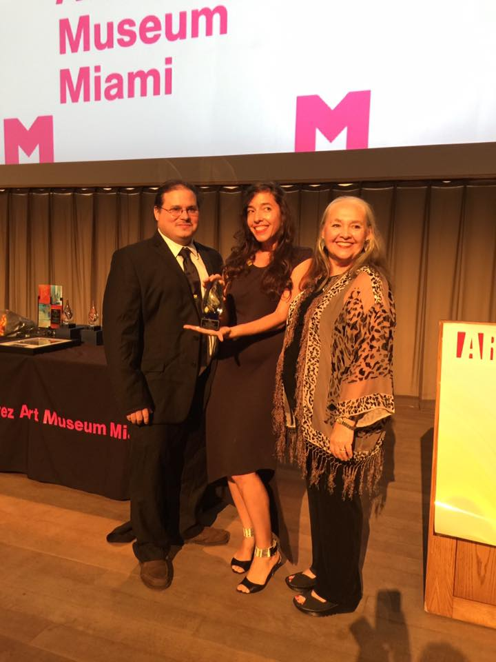 DAEA AWARDS AT PAMM