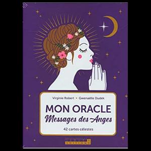 Virginie Robert Mon oracle messages des Anges