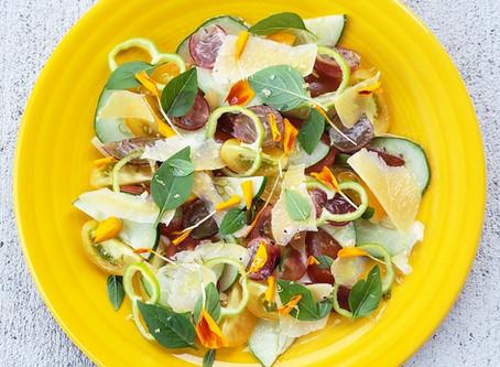 Tomato Garden Salad
