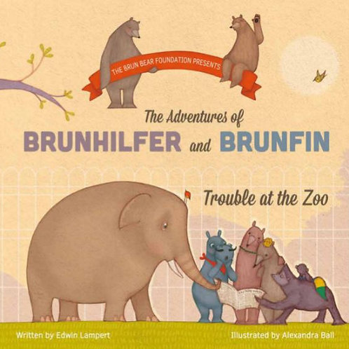 The Adventures of Brunhilfer and Brunfin: Trouble at the Zoo
