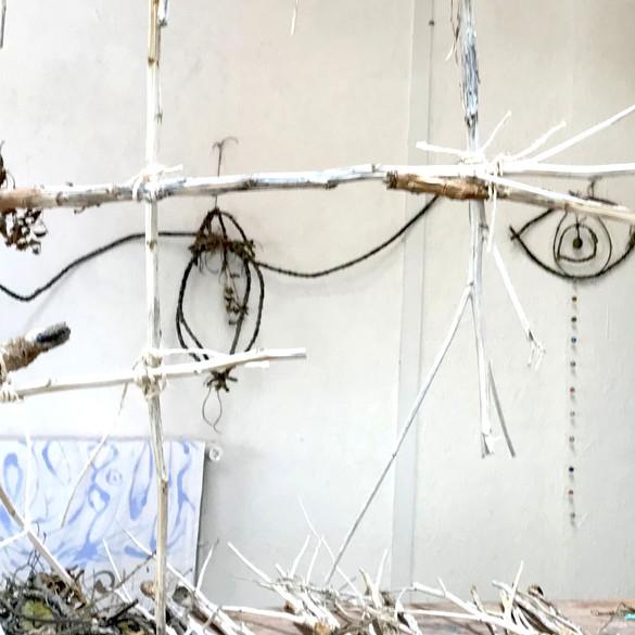 White Branches Transformations Légères