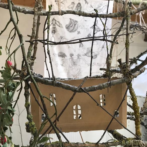 House of Twigs Transformations Légères
