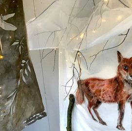 Fox and Dragonfly Transformations Légères