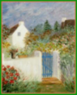 Jardin en Bretagne (Carsuzan)