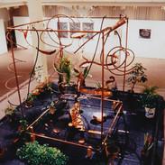 Hanging Garden Fountain