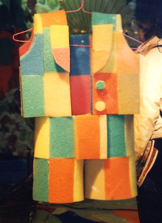 Sponge Clothing
