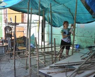 Bamboo Alchemy In Progress