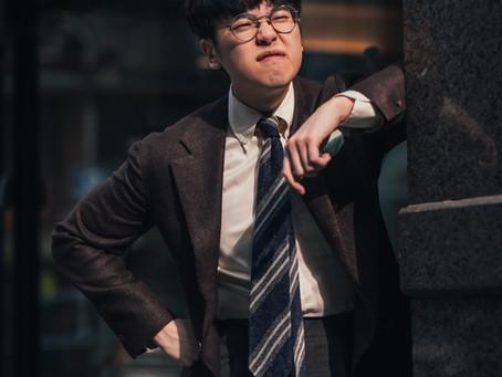 台灣夏天到底怎麼穿西裝?