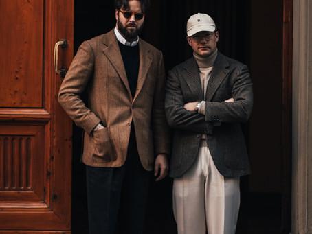 Rubato Knitwear - 專門為經典男裝設計的針織衫