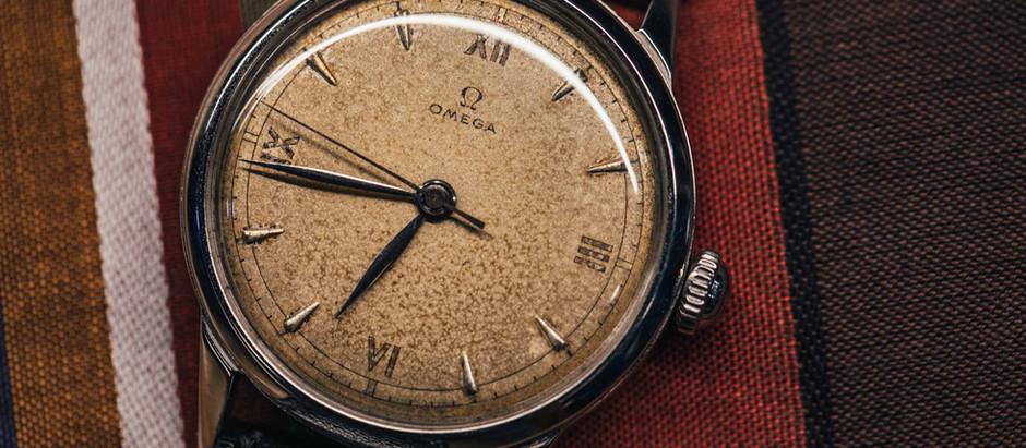 淺談古董腕錶 - 適合經典男裝的腕錶
