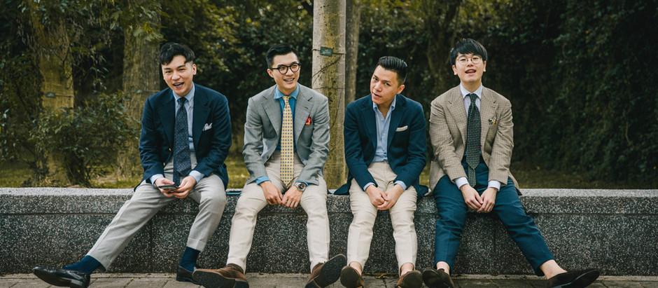 午後,台灣大學 - OUTFIT