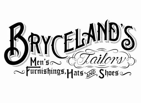 Bryceland's Co. - Trunk Show in Taipei