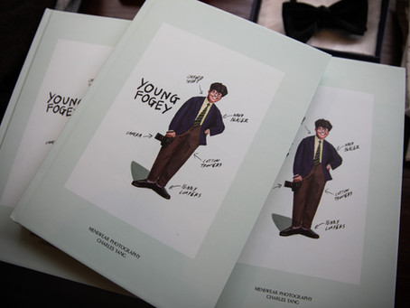 Introducing: Young Fogey 作品集