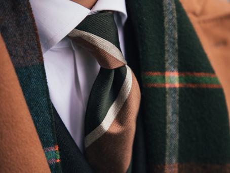 碳灰色套裝 - Charcoal Suit by Tony Lee