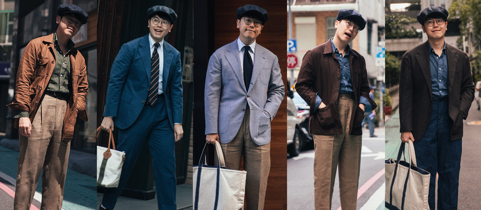 My Favorite Outfits: The Middle of 2019