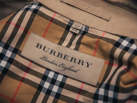 分享 - 男士Burberry風衣購買心得