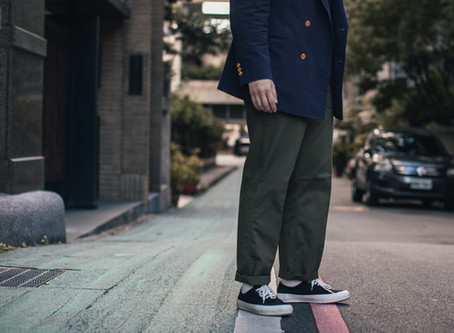 British Baker Pants - 英軍公發褲