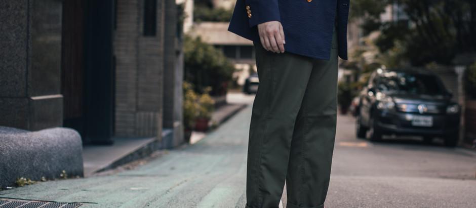 British Baker Pants - 英軍公發褲