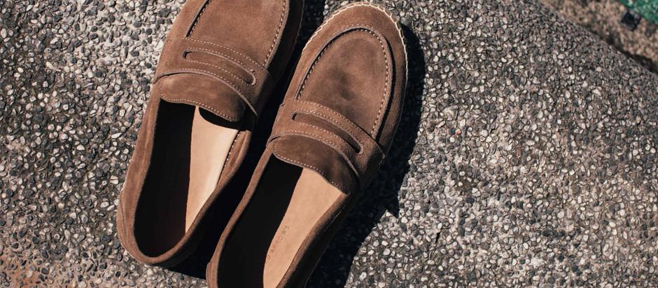 分享 - 樂福草編鞋 (Espadrilles)