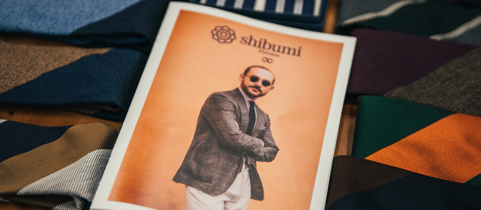 Shibumi Firenze - Trunk Show in Taipei