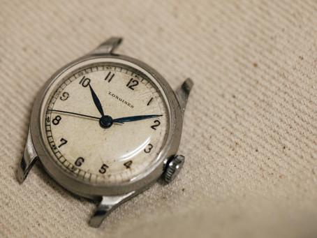 老浪琴 - 腕錶修復紀錄
