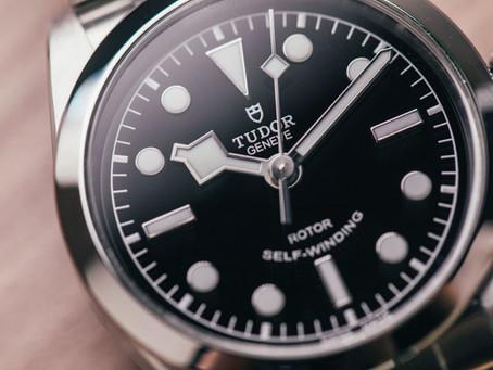 最棒的日常錶 - TUDOR 79500 (BLACK BAY36)