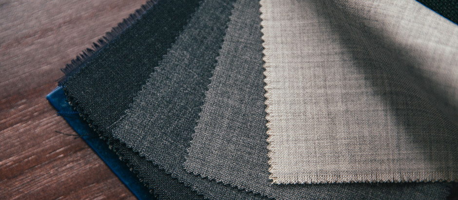 Different Shades of Grey - (二) 灰色套裝