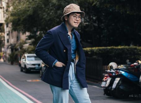 分享 - 挑選與西裝搭配的牛仔褲