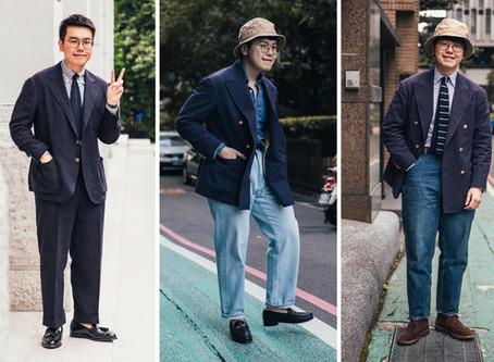 從Instagram按讚數-分析經典男裝穿搭