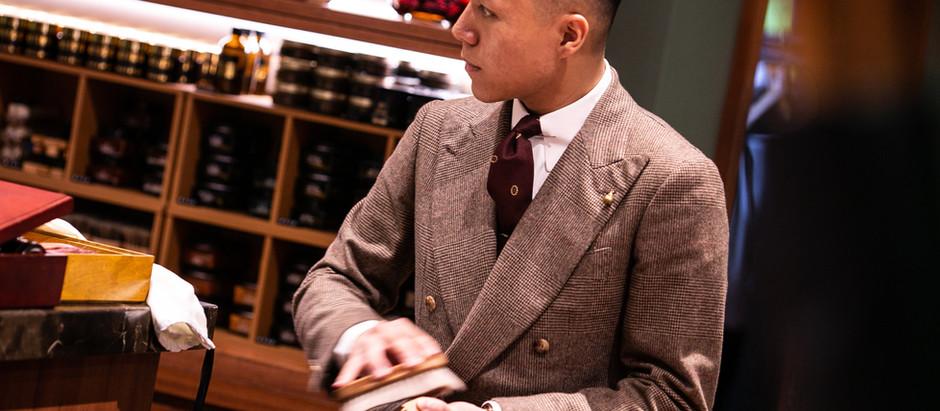 Orazio Luciano - 雙排扣套裝 by Yves