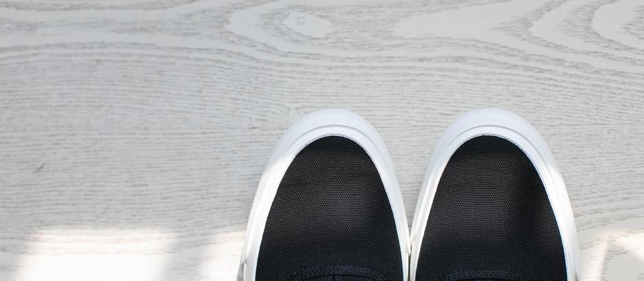 DOEK SHOES- OXFORD 帆布鞋