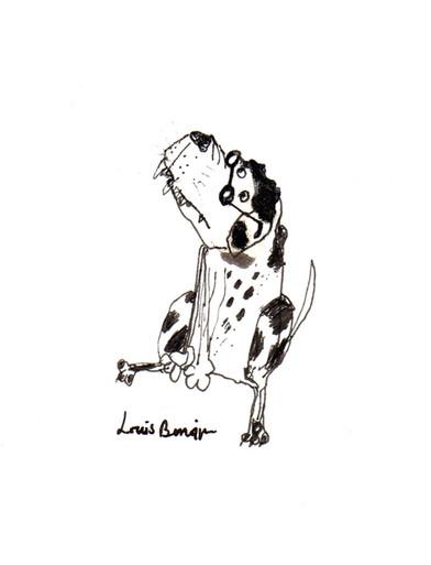 Short sighted hound