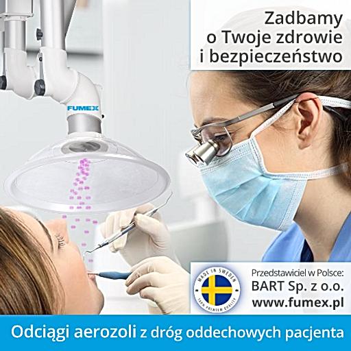 Stomatologu zadbaj o zdrowie i bezpiecze