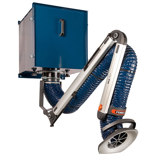 Fumex VF - Urządzenie filtracyjne do dymów spawalniczych do montażu ściennego