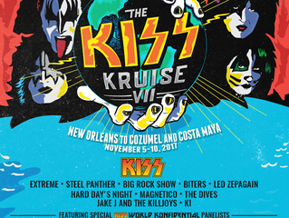 EXTREME to perform on the KISS Kruise VII!