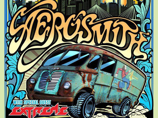 Extreme to be included in Aerosmith's 50th Anniversary - Fenway Park Boston