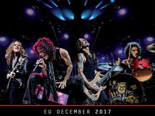 EXTREME EU TOUR DATES 2017