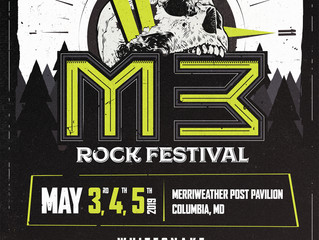 Extreme at M3 Rock Festival 2019!