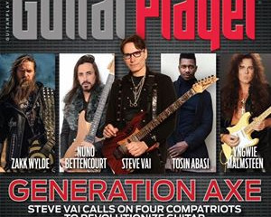 NUNO - GUITAR PLAYER MAGAZINE