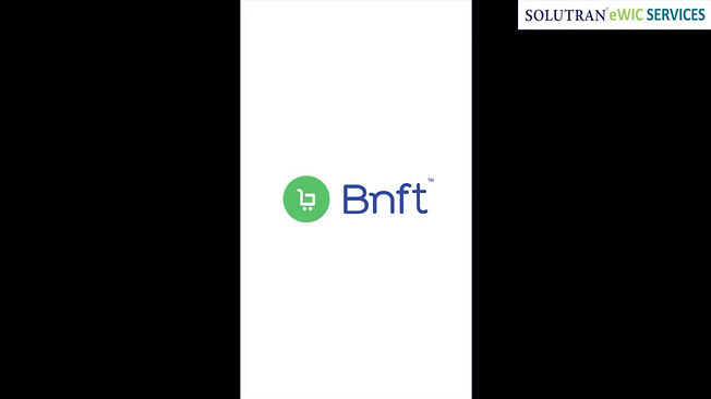 How to Use the IL eWIC BNFT App