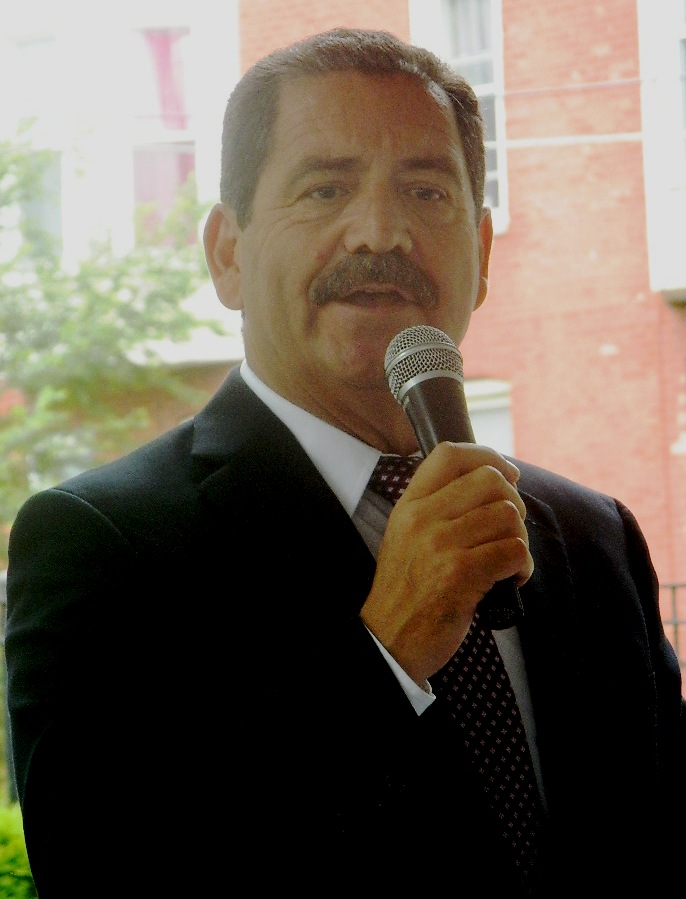 Cook County Commissioner Garcia